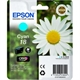 Epson T1802 (T18024010) inkt cartridge cyaan