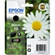 Epson T1801 (T18014010) inkt cartridge zwart